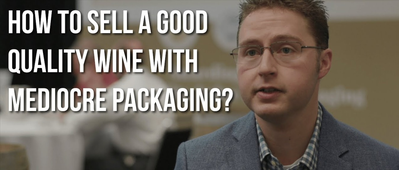 Photo for: How To Sell A Good Quality Wine With Mediocre Packaging?