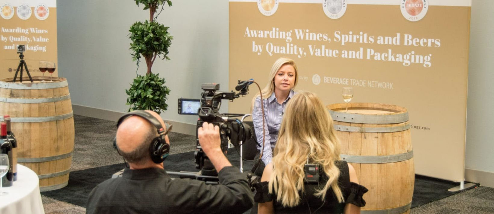 Photo for: An Interview with Nichole Simpson, Sr. Wine Buyer from Walmart Inc.