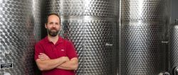 Photo for: Portrait of Christian Mayrhofer, Winemaker in the Heart of Austria's Blaufraenkischland
