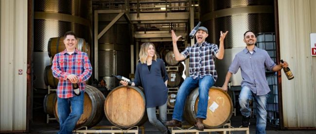Photo for: Upholding 135 Years of Winemaking Legacy - Scotto Cellars