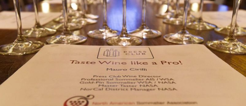 Photo for: UWR Interviews Mauro Cirilli - the Wine & Beverage Director at Sidecar Hospitality